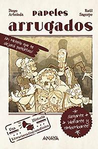 Papeles arrugados par Diego Arboleda