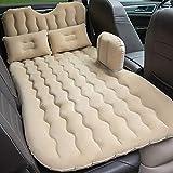Lit gonflable de voyage en voiture, matelas universel multifonctionnel pour siège...