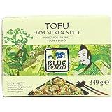 Blue Dragon Tofu Firm Silken 349 g (Pack of 6)
