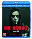 Mr. Robot - Season 2 [Blu-ray] [2016] UK-Import, Sprache-Englisch