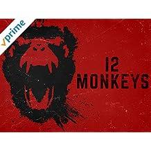 12 Monkeys - Staffel 1 [dt./OV]