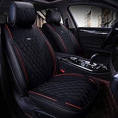 walking tiger Auto Sitzbezug Universal Interior Zubehör 2St für arteon Golf Polo Scirocco tiguan Touareg t-ROC a1 a3 a4 a5 a6a7 q2 q3 q5 q7 sq5