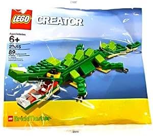 LEGO Creator 20015: BrickMaster KROKODIL (Beutel) - 89-tlg