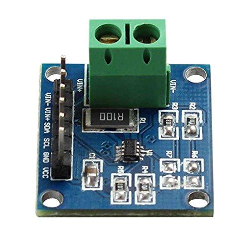 Chunyang INA219 I2C Nullpunktdrift Bidirektionale Stromquelle Sensor Breakout ¨¹berwachungsmodul