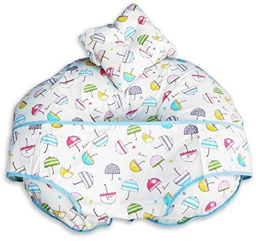 unique-4in-1premium-cotone-cuscino-da-allattamento-con-free-mini-cuscino-e-baby-harness