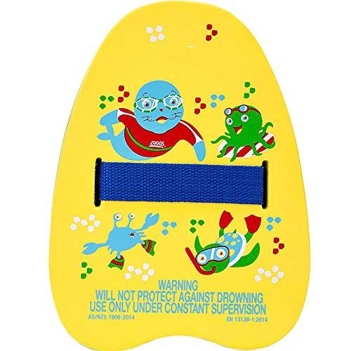 ccfEncounter RüCkenschwimmer Schwimmen FüR Kinder Und Erwachsene UnterstüTzt Schwimmen Schwimmen Float Foam Kickboard, Leichtes Trainingsboard Immobilisiert,Yellow