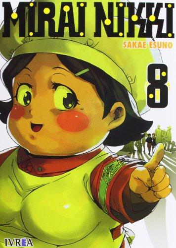 Mirai Nikki - Número 8 (Shonen - Mirai Nikki)