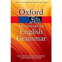 [(The Oxford Dictionary of English Grammar)] [Author: Bas Aarts] published on (January, 2014)