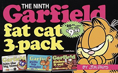 Preisvergleich Produktbild The Ninth Garfield Fat Cat 3-Pack (Three Pack)