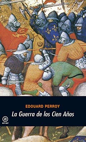 La guerra de los 100 años por Edouard Perroy