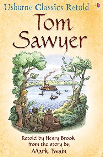 Tom Sawyer : a hymn to boyhood by Mark Twain