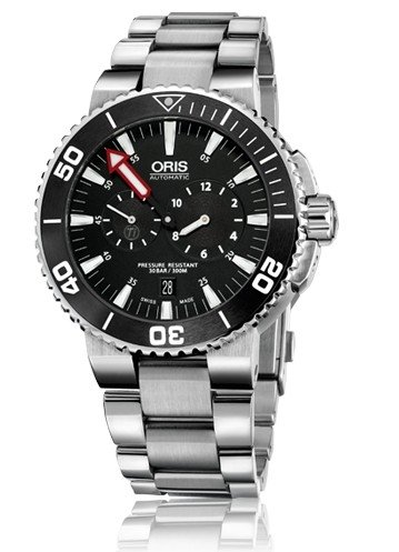 Oris Diving Aquis Regulateur 01 749 7677 7154-Set