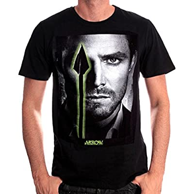 Tshirt The Arrow DC Comics- Eyes