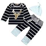 ZEARO Jungen Mädchen Kinder Kleidung Sets Cartoon Minnie Neugeborenen hut Strampler Outfit Bekleidung Set 3 6 9 12 18 Monthes