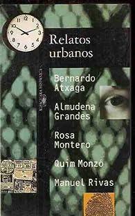 Relatos urbanos par  Varios autores