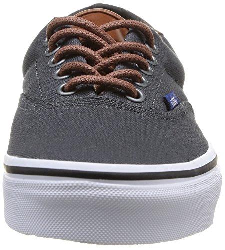 Vans U Era 59 C L, Unisex-Erwachsene Sneakers Schwarz (Dark Shadow / Tribal Leaders)