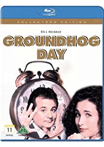 Groundhog Day [Blu-ray] (Collector's Edition) (1993) (Region 2) (Import)