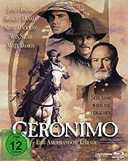Geronimo - Eine amerikanische Legende [Blu-ray]