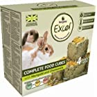 Burgess Excel Food Cubes – Adult Rabbit, Marigold & Chamomile