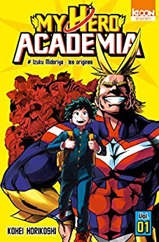My Hero Academia T01 (Shonen t. 1)