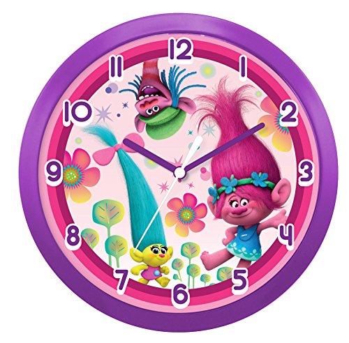 Trolls Reloj de Pared