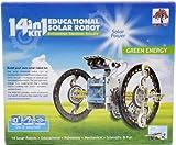 #8: Solar Tree 14 in 1 Educational Solar Robot (White Black)