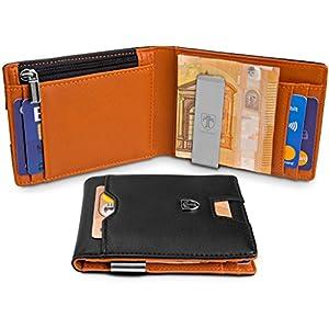 1d7d99ff1a4d Falcon Vault – RFID Blocking Bifold Men's Wallet – Slim Genuine ...