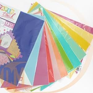 Clairefontaine 94127C Papier pour loisirs créatifs, bleu ciel