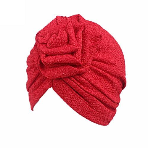 Sombreros Gorras Niña Musulmana Flores
