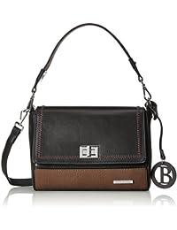 Maris Crossbody, Womens Cross-Body Bag, Mehrfarbig (Multi), 09x17x22 cm (B x H T) Bulaggi