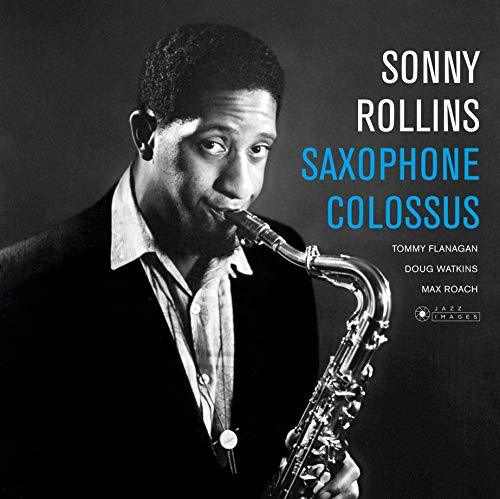 Saxophone colossus [Vinyl LP]
