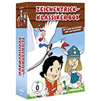 Zeichentrick-Klassiker Box [3 DVDs]
