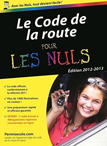 CODE DE LA ROUTE 2012 POCHE