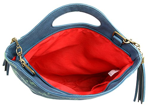 Blutsgeschwister Tea Time Bag Schultertasche 27.5 cm travel with me