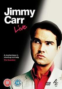Jimmy Carr Live [DVD] [2004]