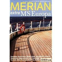 MERIAN MS Europa (MERIAN Hefte)