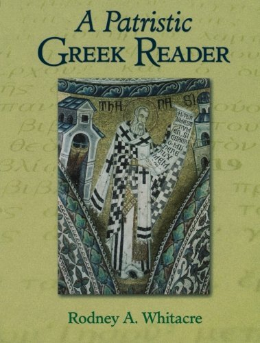 A Patristic Greek Reader