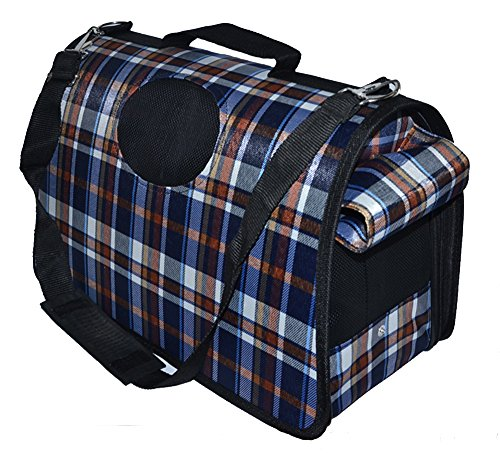 1 Tiertransporttasche, 50 cm lang