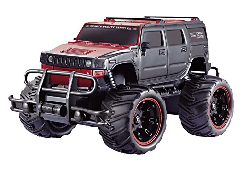 Saffire Remote Control Toys Saffire Off Road 1:20 Hummer Monster Racing Car