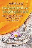 Das Geschenk der Vergänglichkeit (Amazon.de)