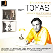 Tomasi : L'intégrale de l'oeuvre avec trompette