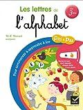 """Afficher """"Les lettres de l'alphabet : pour commencer à apprendre à lire"""""""