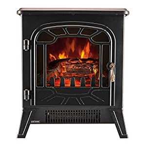 MODERN LIFE Electric Fireplace - Wall Mounted & Free Standing