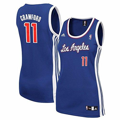 Jamal Crawford Los Angeles Clippers NBA Adidas Damen blau Replica Jersey, damen, blau