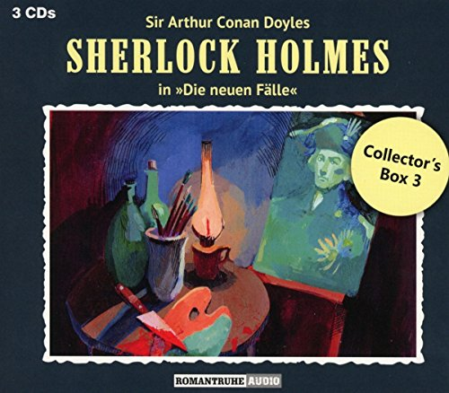 Die Neuen Fälle: Collector'S Box 3 (3 Cds) (Sherlock Holmes-box-set)