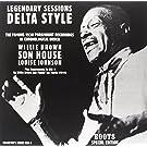 Legendary Sessions Delta Style [Vinyl LP]