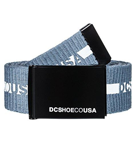 DC Shoes Herren Chinook 2 Gürtel, blau (Blue Mirage Bmk0), ((Tamaño del Fabricante:No Size)