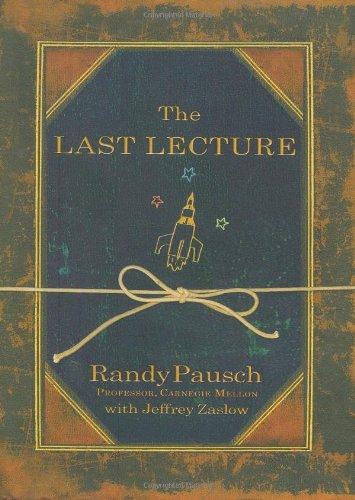 Last Lecture Pdf