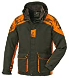 Pinewood Herren Red Deer Jacke, Moosgrün/Realtree AP Blaze HD, L