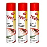 Zero In bed bug killer 300ml Pack Of 3 ZER968
